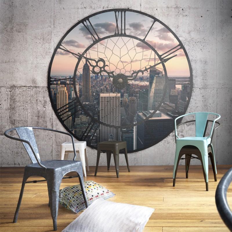 Fototapeta  NYC Time Zone