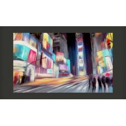 Fototapeta  Nowy Jork, dynamika i kolory