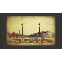 Fototapeta  Adieu Paris!