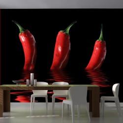 Fototapeta - Papryka chili