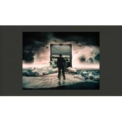 Fototapeta  A walk in the clouds