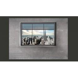 Fototapeta  Świat za oknem