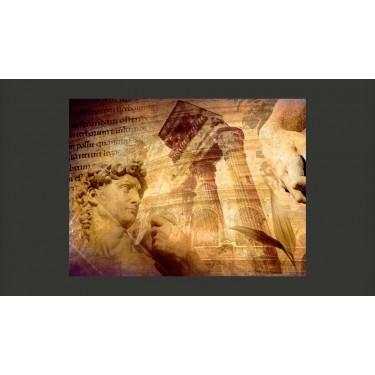 Fototapeta  Grecki kolaż