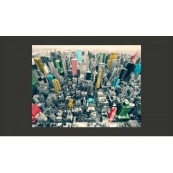 Fototapeta  Kolorowe refleksy w Nowym Jorku
