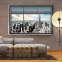 Fototapeta Nowojorskie okno