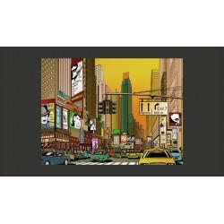 Fototapeta  Nowy Jork  miasto tętniące życiem