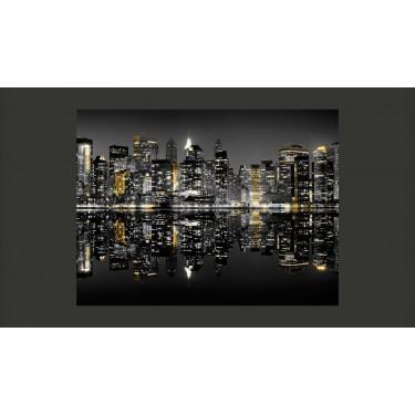 Fototapeta  Złoto i srebro  NYC