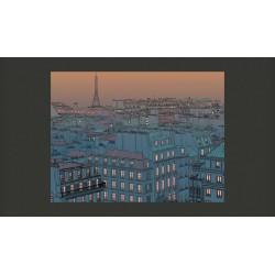 Fototapeta  Dobry wieczór Paryżu