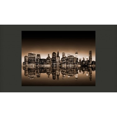 Fototapeta  Nowy Jork  sepia