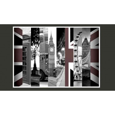 Fototapeta  Londyńskie symbole