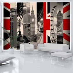 Fototapeta - Symbole Londynu