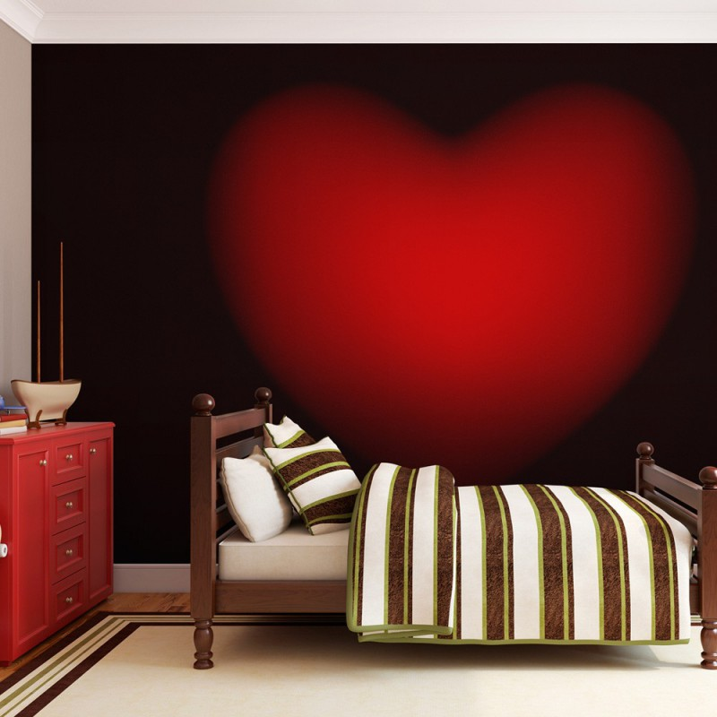 Fototapeta  Shape of my heart