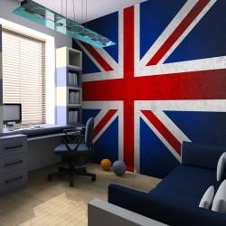 Fototapeta - Union Jack