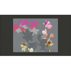 Fototapeta  Pastelowe magnolie