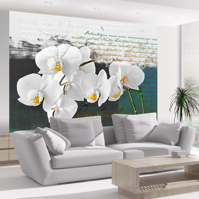 Fototapeta  Orchidea  inspiracja poety
