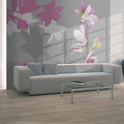 Fototapeta - magnolia (różowy)