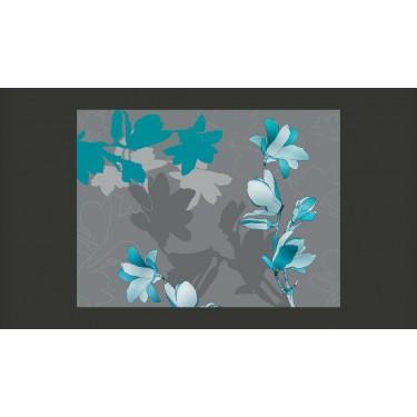 Fototapeta  Niebieskie magnolie