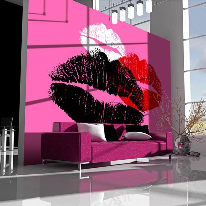 Fototapeta  Trzy pocałunki