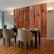 Tapety drewno • spokój i relaks w Twoim mieszkaniu